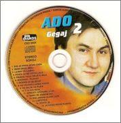 Ado Gegaj - Diskografija (1987-2015) Image
