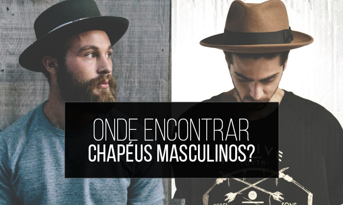 Além de vocês sempre comentarem comigo que não é tão fácil assim encontrar  boas lojas para comprar Chapéus Masculinos por aqui no Brasil 9e4a7d9e8b0