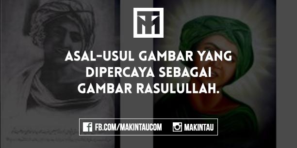 Terkuak Asal Usul Gambar Nabi Muhammad