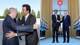 Katar Türkiye'ye 15 milyar dolar yatırım