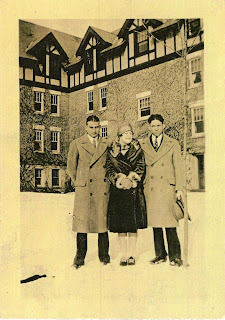 James M Joseph, Lucy Clemmer and Elmer Jennings, Middletown State Hospital