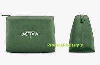 Logo Ricevi una pochette termica con Activia come premio certo