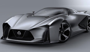 V6 Turbo ve Elektrikli Motora Sahip Nissan GT-R