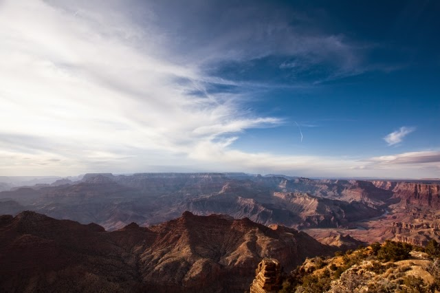 Top 10 US Places to Go For Summer Vacation (Summer Blog Series)- Grand Canyon via ProductReviewMom.com