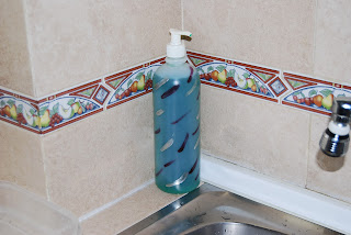 new look for soap bottle