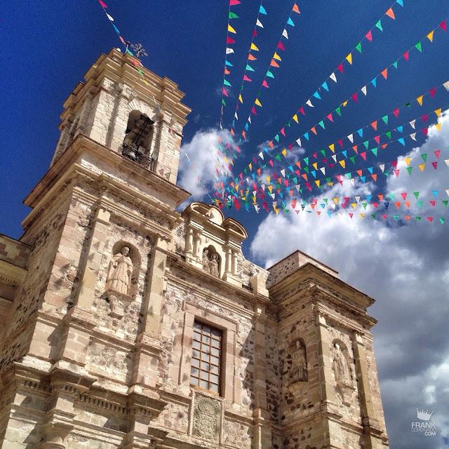Templo de teposcolula Oaxaca pueblo mágico