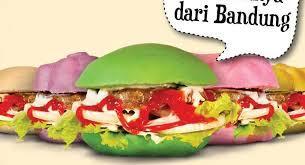 Menilik Usaha Bageur, Bakpao Burger Khas Bandung