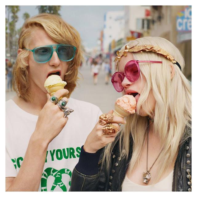 Gucci Venice Beach Shade Eyewear Summer 2018 Campaign