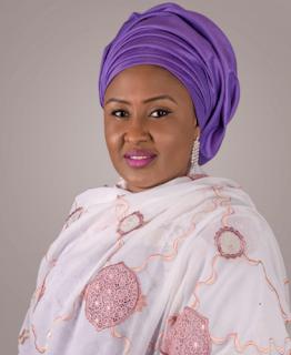 Aisha Buhari attacks Fayose: Nigerians react to 'mad dog' outburst