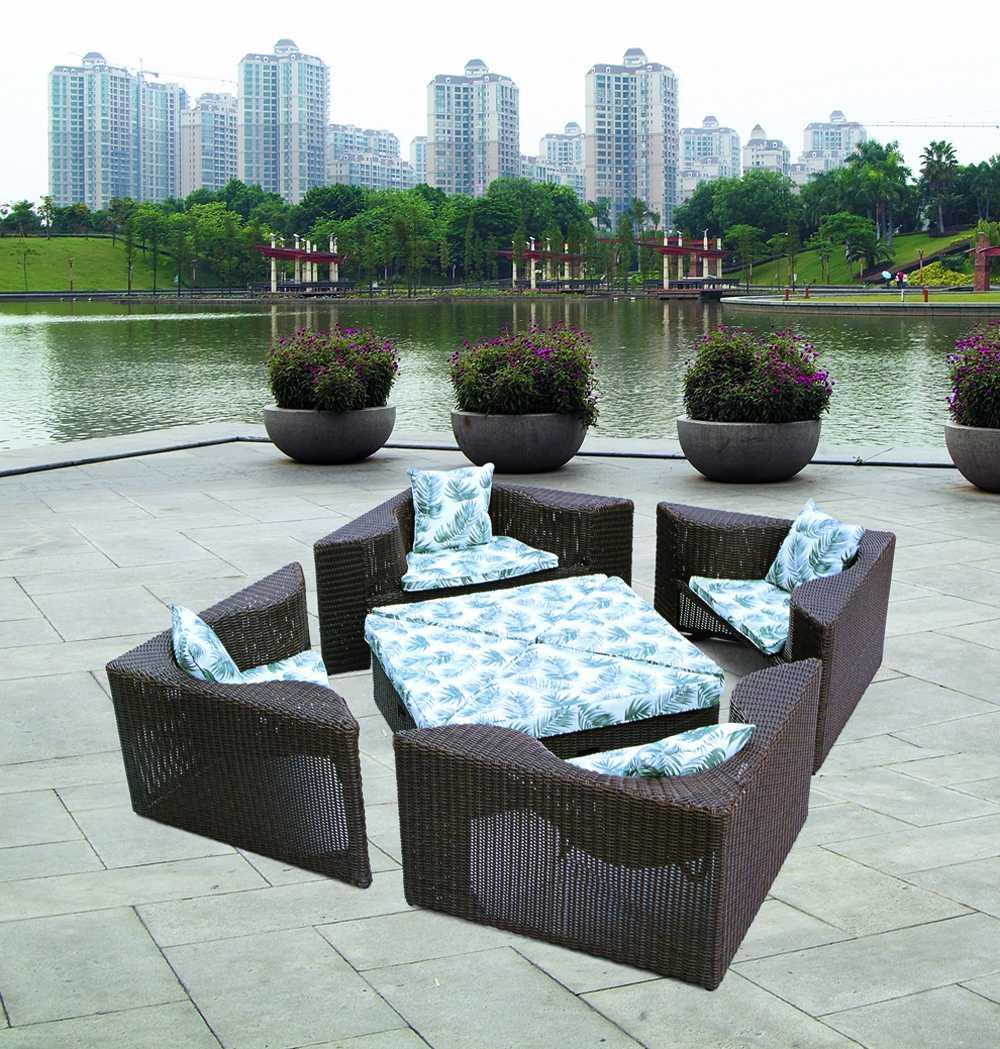 luxus.wohnideen Gartenmöbel