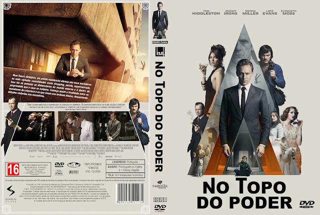 Capa DVD No Topo Do Poder