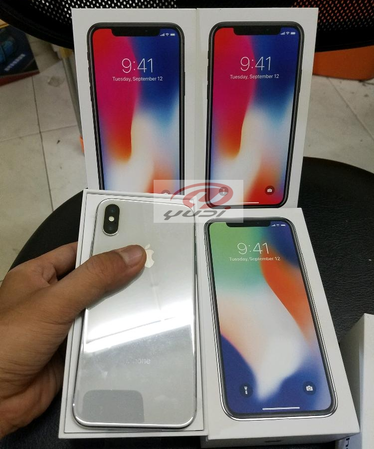 Apple Iphone X Original Fullset