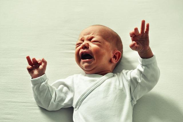Baby lässt sich nicht beruhigen