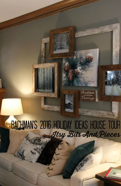 2016 Bachman's Holiday Ideas House- Itsy Bits And Pieces
