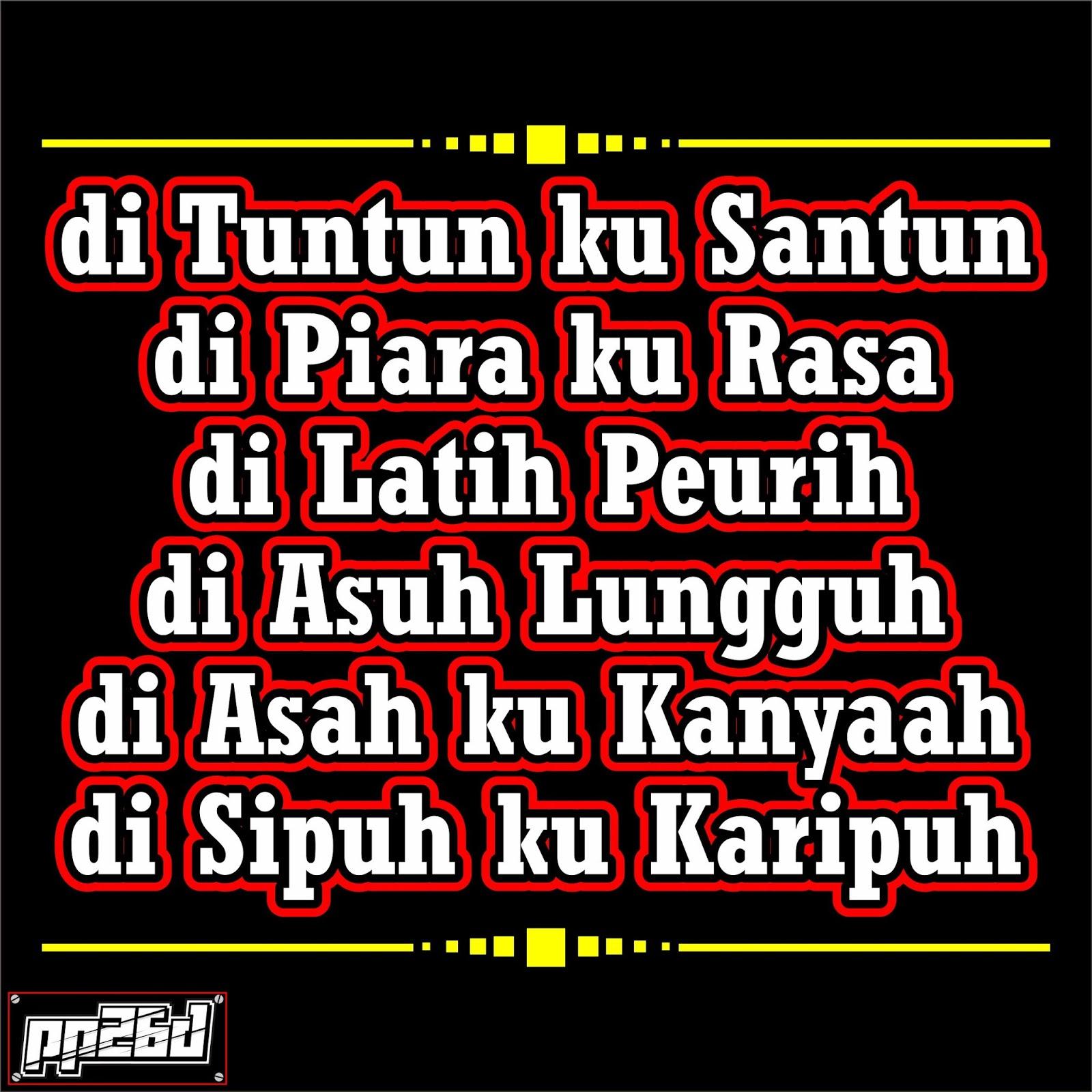 Kata Sunda Www Bilderbeste Com