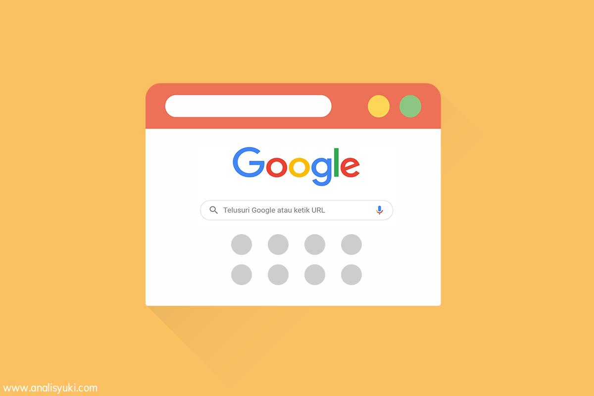 Cara Menjadikan Google Sebagai Halaman Awal Google Chrome