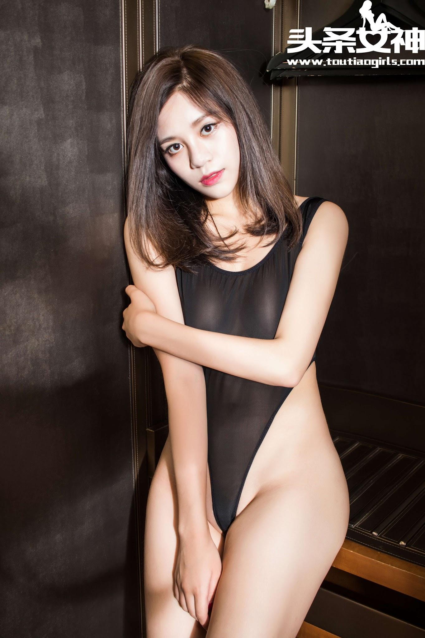 TouTiaoGirls头条女神 雨燕Lily