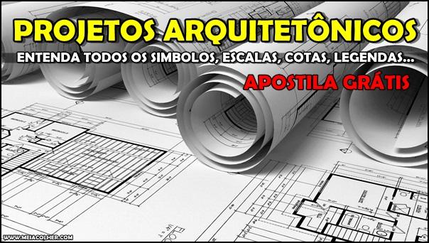projeto arquitetônico de engenharia