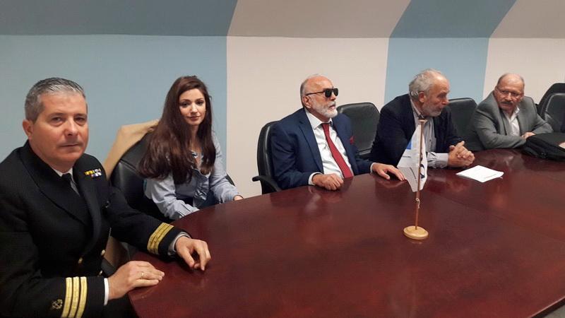 Στην Αλεξανδρούπολη ο Κουρουμπλής με... υποσχέσεις για Λιμάνι, Λιμενική Ακαδημία και LNG