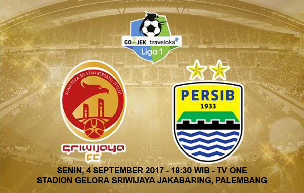 Sriwijaya FC vs Persib