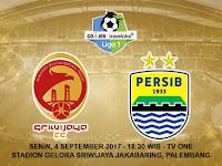 Prediksi Sriwijaya FC vs Persib Liga 1 Putaran 2