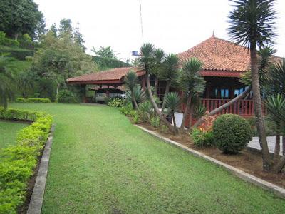 Villa di Cisarua yang Murah
