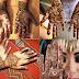 طريقة عمل الحناء العربية للنقش على الجسم لفترة طويلة