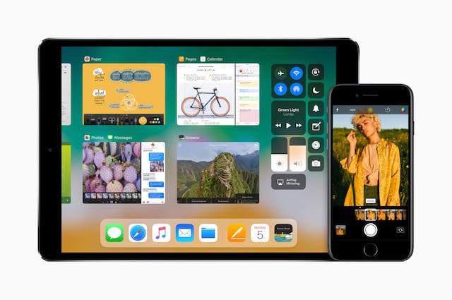 تعرف على الإصدار الجديد iOS 11 من شركة آبل