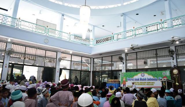 Festival Anak Sholeh Indonesia (FASI) 2018