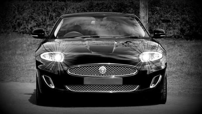 Wallpaper 2: Jaguar XK Car