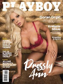 Playboy Croacia – Mayo 2019