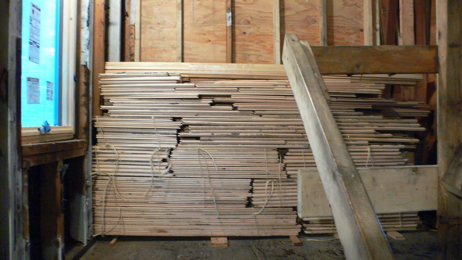 Management Chair: Lumber Van - Part II
