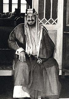 Raja Arab Saudi Pertama Abdul Aziz Alu Saud
