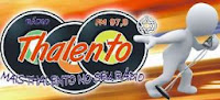 Rádio Thalento FM de Rio Azul PR ao vivo