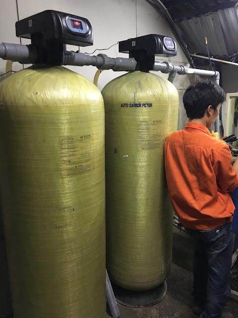 bộ lọc nước giếng khoan công nghiệp