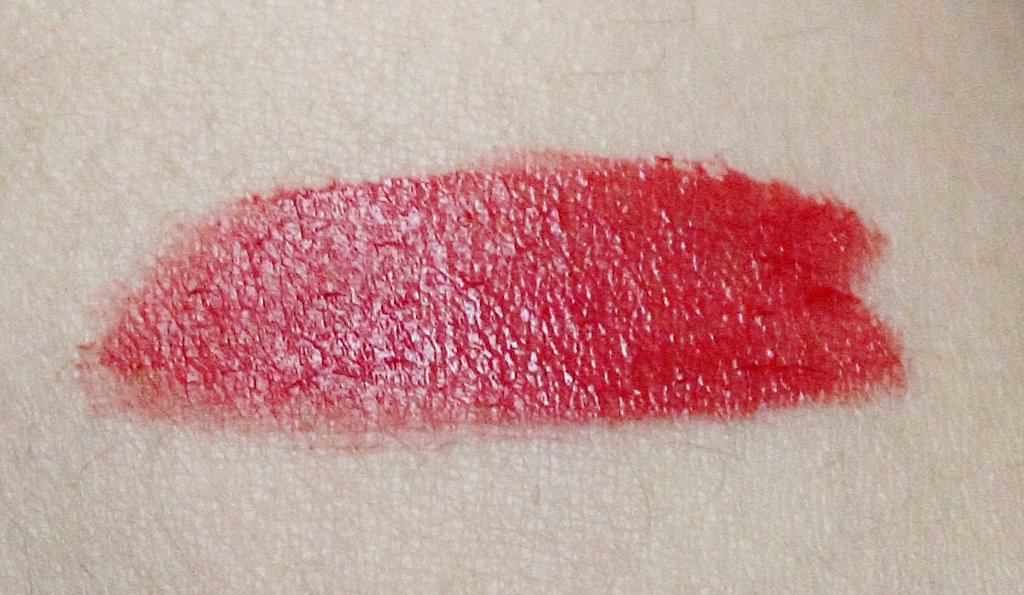 Bourjois Rouge Edition Velvet in Beau Brun 12 review and swatch