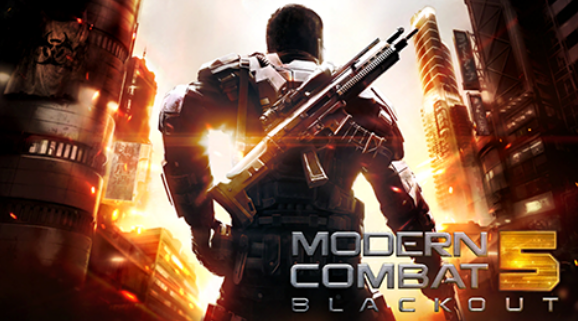 Modern Combat 5: Blackout, Modern Combat 5: Blackout download from windows store, Modern Combat 5: Blackout free download, PC এর জন্য Best ৬ টি Games Windows Store থেকে নিয়ে নিন