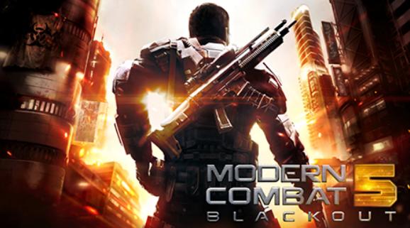 Modern Combat 5: Blackout, Modern Combat 5: Blackout download from windows store, Modern Combat 5: Blackout free download, PC এর জন্য Best ৬ টি Games Windows Store থেকে নিয়ে নিন