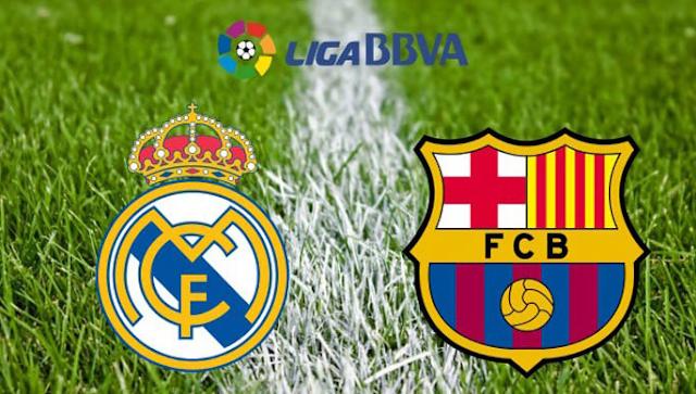 El Clasico Madird Bertekat Balas Dendam kepada Barcelona