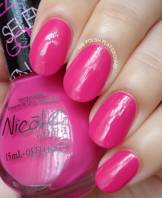 Nicole by OPI Spring Break