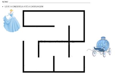 Labirinto - CINDERELA