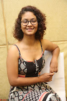 Actress Aditi Myakal Looks gorgeous in Sleeveless Deep Neck Top at Ami Tumi success meet ~  Exclusive 041.JPG