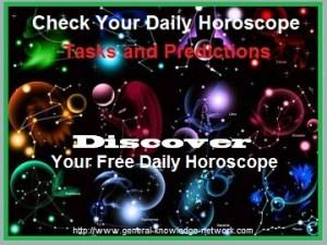 Free Daily Horoscopes for Today