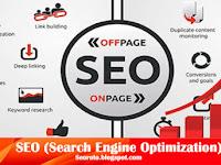 SEO Adalah Singkatan Dari Search Engine Optimization