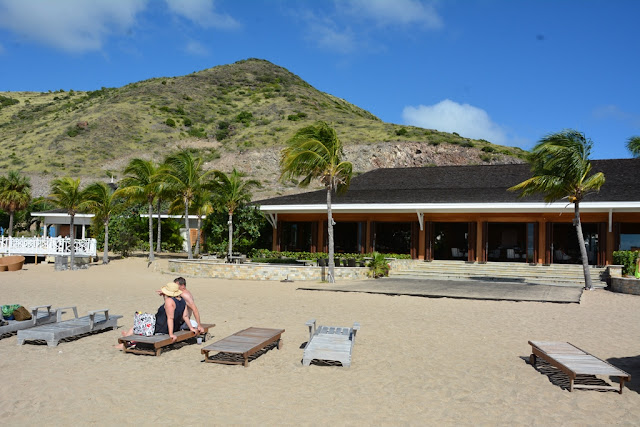 Friar's Beach St. Kitts Carombola