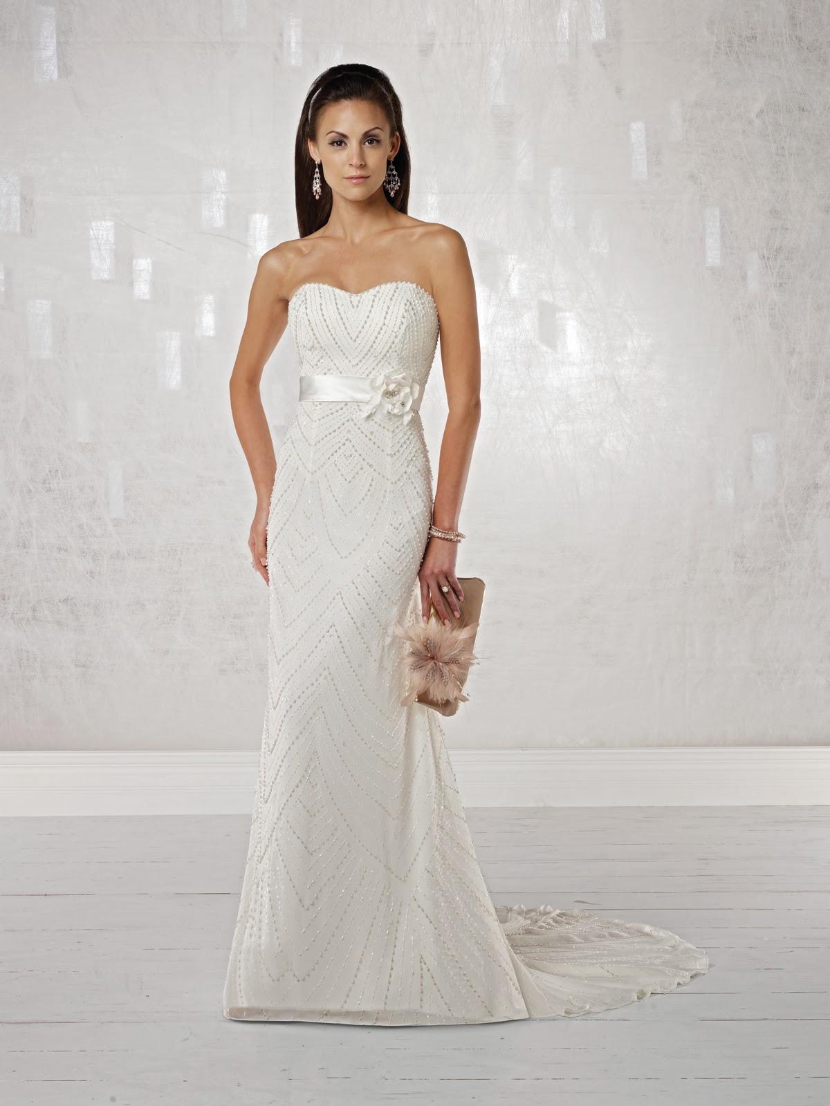 Imagenes vestidos de novia modernos