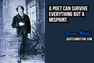 Oscar Wilde Quotes in English 2020