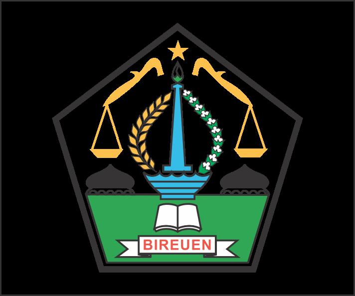 Kabupaten Bireuen Berbagi Logo Vektor Berbagi Logo
