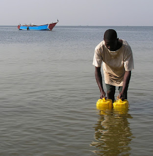 There is not one single solution to ensuring everyone gains access to water in Africa