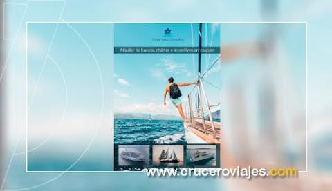 Se presenta el primer catálogo con las más atractivas propuestas en crucero para el turismo MICE